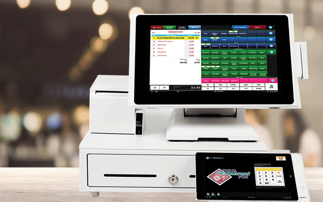 AFFORDABLE CLOUD-BASED POS SOFTWARE