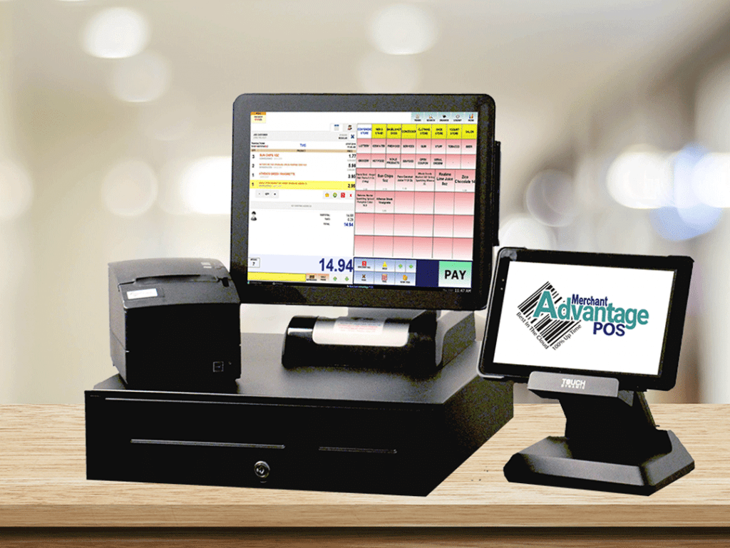 Merchant Advantage POS Software