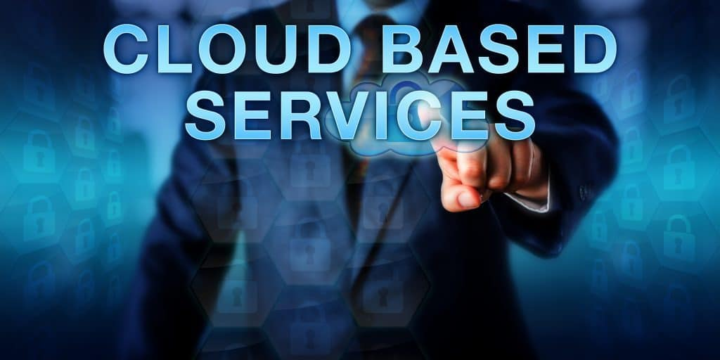 Cloud based service image