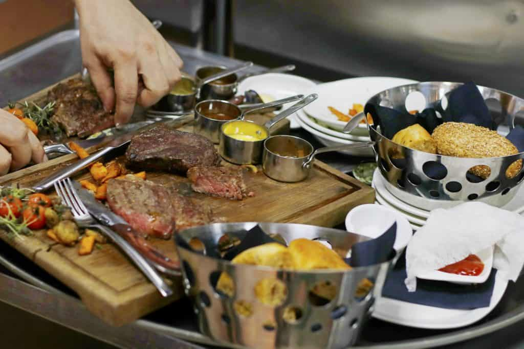 food wastage, mostly seeing in hotels and party events