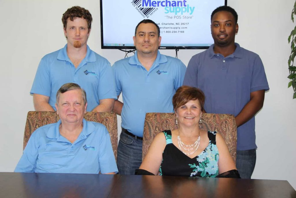 The Team - Total Merchant Supply