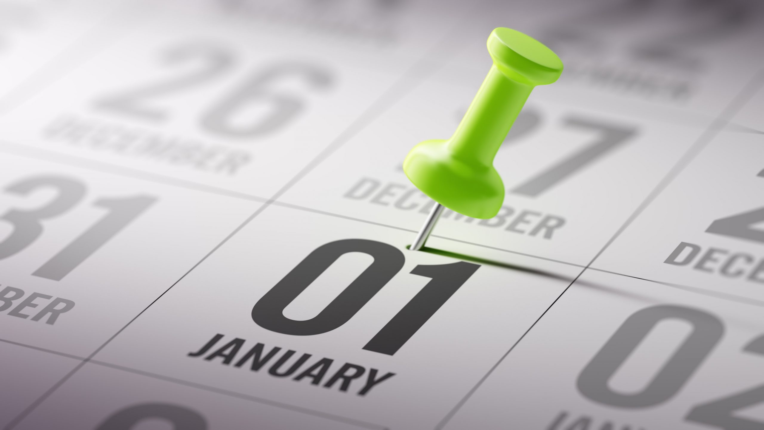 Make The Jump In January: Best Time To Upgrade Your Whole POS System