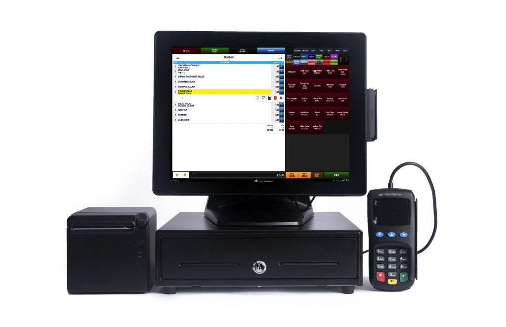 The Kick Start Combo POS System